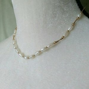 Jewelry - 14k GF Freshwater Pearl Necklace